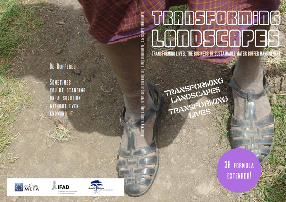 Frontpage manual: Transforming landscapes transforming lives