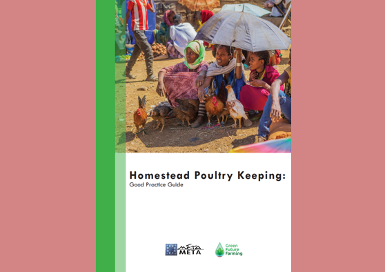 Frontpage manual: Homestead poultry keeping