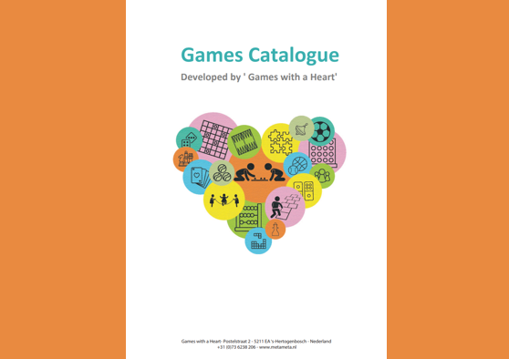 Frontpage manual: Games Catalogue