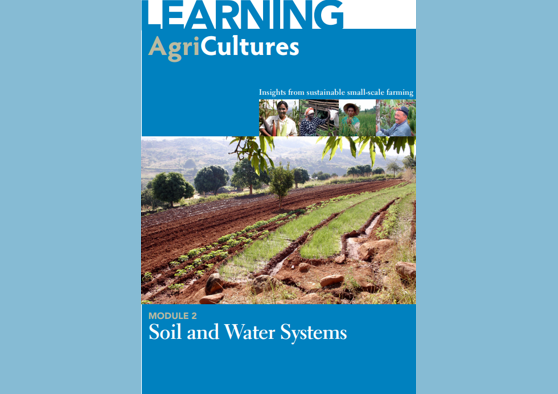Frontpage manual: How to improve soil and water management?