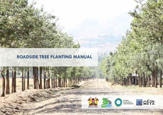 Frontpage manual: Roadside Tree Planting Manual