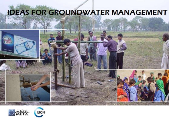 Frontpage manual: Ideas for Groundwater Management