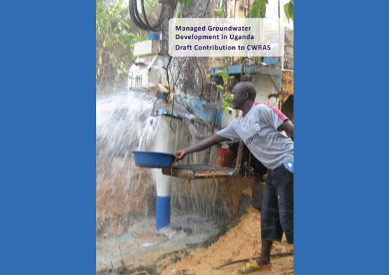 Frontpage manual: Country groundwater policy case study: Uganda