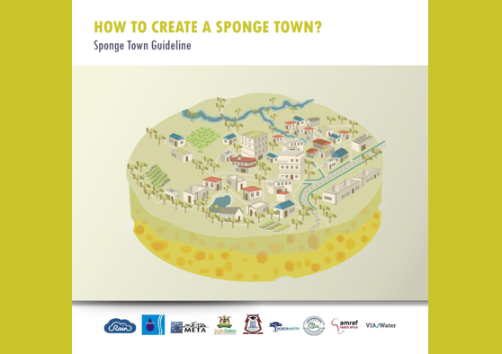 Frontpage manual: How to make a sponge town